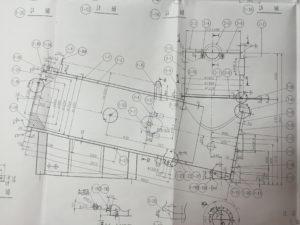 Diagram of Kashiwa Inert Gas Generator